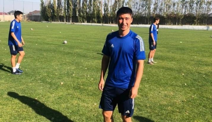 Алтынбек Тулеев вызван в молодежную сборную Казахстана на матчи с Северной Македонией и Испанией
